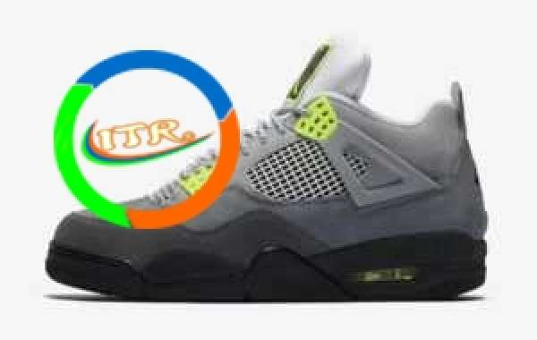 Buy New Air Jordan 4 Neon Right Here