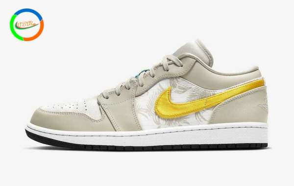 Air Jordan 1 Low Palm Tree to Release on May 1, 2020