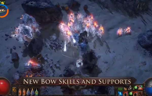 Path of Exile is Described by Three Primary Attributes