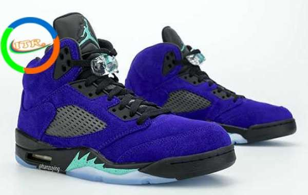 "New 2020 Air Jordan 5 ""Alternate Grape"" 136027-500 to release on July 7th"