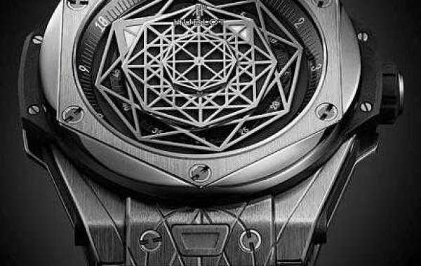 Hublot 411.CM.1138.RX Big Bang Unico Magic Gold 45mm Replica watch