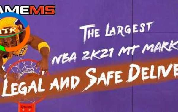 NBA 2K21: Everything is a game