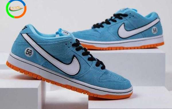 Nike SB Dunk Low Club 58 Blue Chill Safety Orange White BQ6817-401