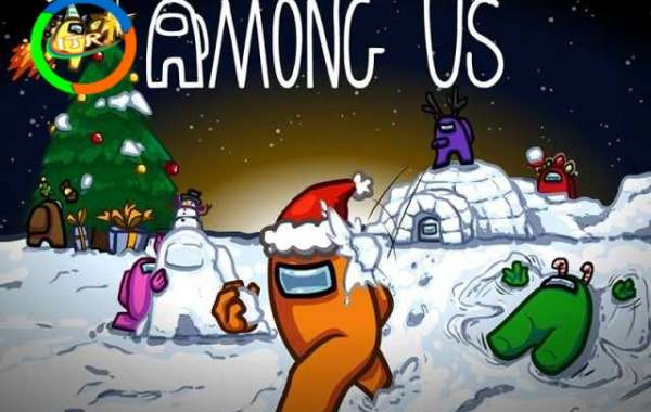 an image on the official Twitter account for Among Us