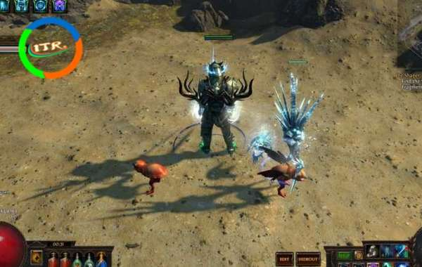 Path of Exile's final big move of this year is about to begin