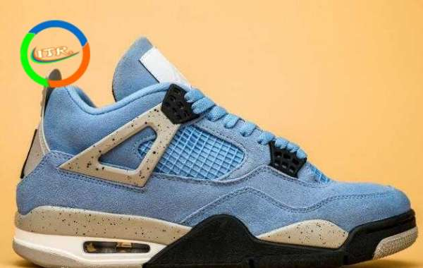 Hot Air Jordan SE 4 University Blue Will Release on March 30, 2021