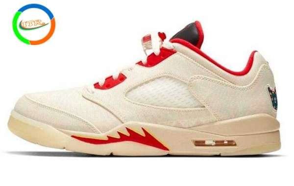 Latest Air Jordan 5 Low Chinese New Year Releasing for 2021