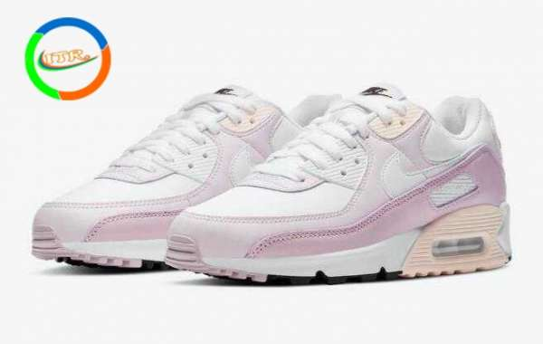 CV8819-100 Nike Air Max 90 Light Violet to Release this Weekend