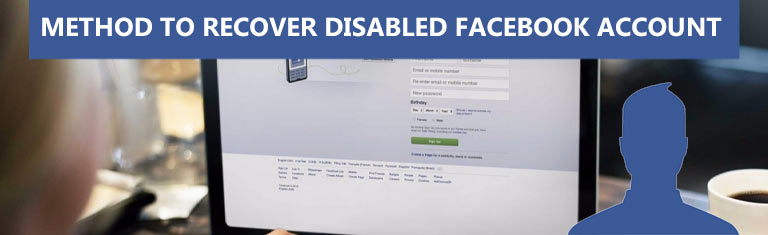 Facebook Account Disabled   Recover It in easy steps