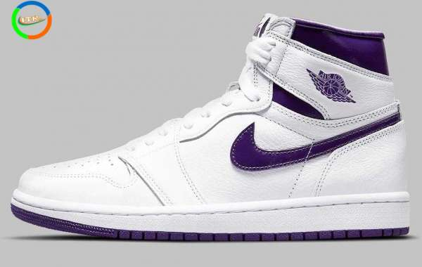 Air Jordan 1 High Court Purple Will Unveils on Jun 3rd, 2021