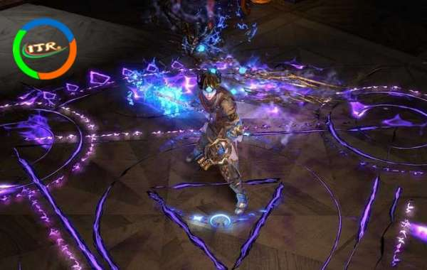 Main attributes of Path of Exile