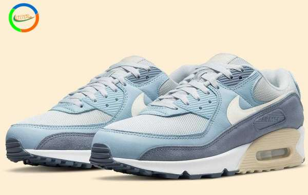 Nike Air Max 90 Ashen Slate Releasing With Beachy Vibes