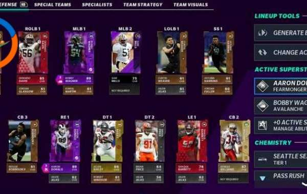 What are the outstanding players in Madden 21 Baltimore Ravens