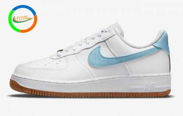 "Buy The Air Force 1 ""Light Smoke Grey"" Online"