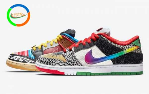 "Official image of Nike SB Dunk Low ""What the P-Rod"" CZ2239-600"
