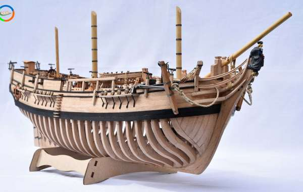 what are model warships?