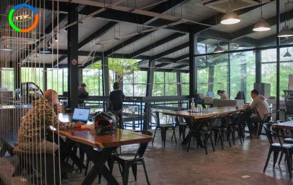 Quán cà phê có không gian làm việc cực tuyệt ở Đà Nẵng