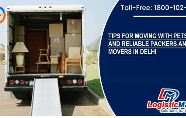 TIPS FOR MOVING WITH PETS AND RELIABLE PACKERS AND MOVERS IN DELHI