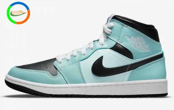 Perfect outfit Air Jordan 1 Mid Teal Tint Releasing Soon