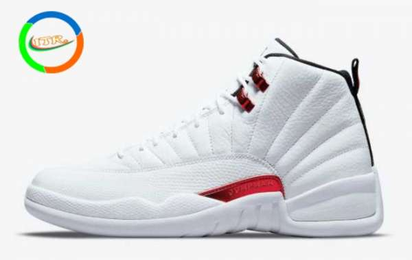 CT8013-106 Air Jordan 12 Twist 2021 to release on July 24th