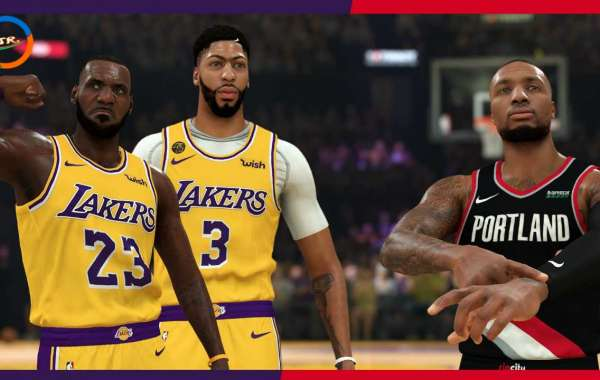 NBA 2K22 will provide hip-hop professions for players to choose