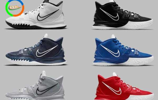 More Nike Kyrie 7 Team Bank Colorways Are Releasing On the Way