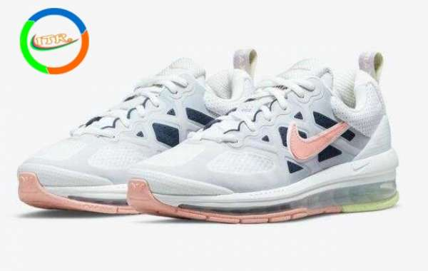 Latest Nike Air Max Genome Releasing With Pastel Hues for Women