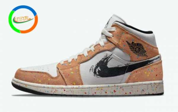 The Air Jordan 1 is the most popular all the time